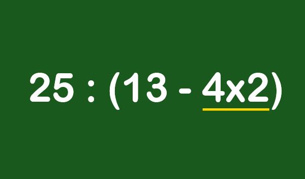 Come Risolvere Le Espressioni Aritmetiche Lezioni Di Matematica