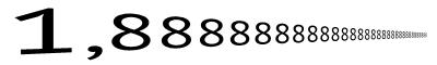 numero_periodico_rappresentazione